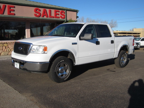 2007 Ford F-150 XLT in Glendive, MT