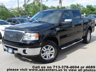2007 Ford F-150 Lariat 4WD in Houston TX