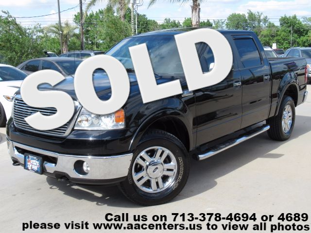 2007 Ford F-150 Lariat 4WD | Houston, TX | American Auto Centers in Houston TX