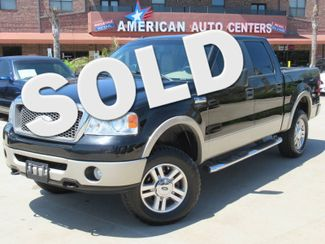 2007 Ford F-150 Lariat 4WD   Houston, TX   American Auto Centers in Houston TX