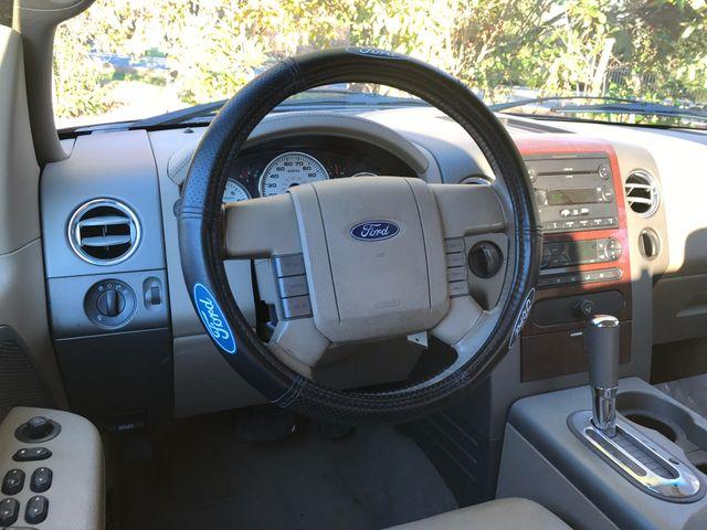 2007 Ford F-150 Lariat Leesburg, Virginia 14