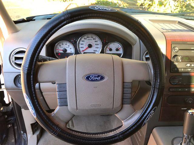 2007 Ford F-150 Lariat Leesburg, Virginia 16