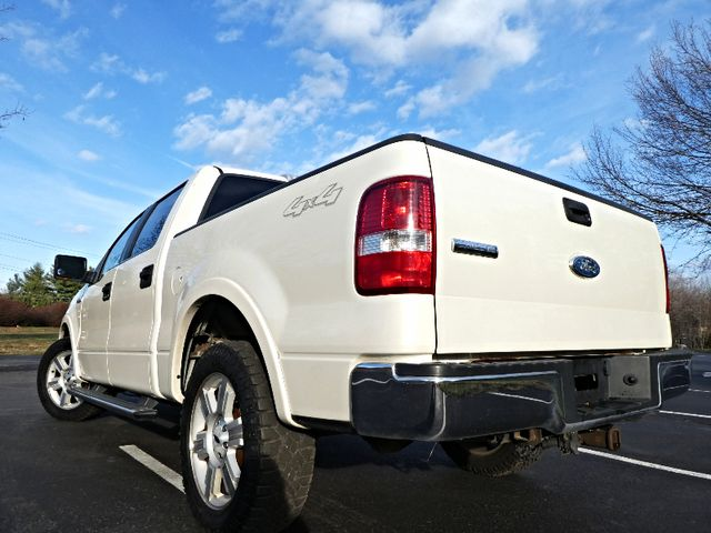 2007 Ford F-150 Lariat Leesburg, Virginia 2