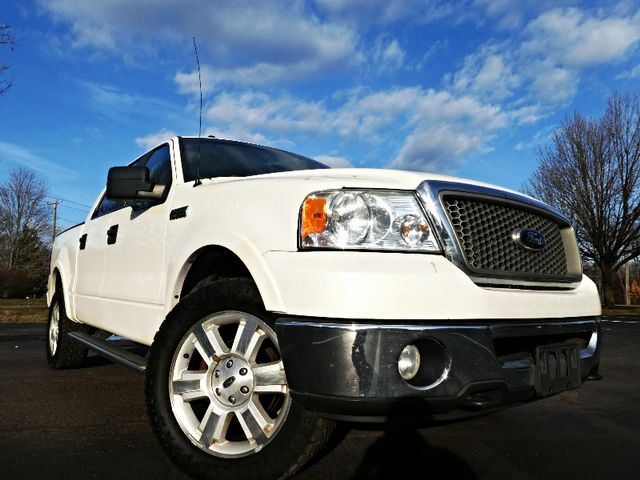 2007 Ford F-150 Lariat Leesburg, Virginia 1
