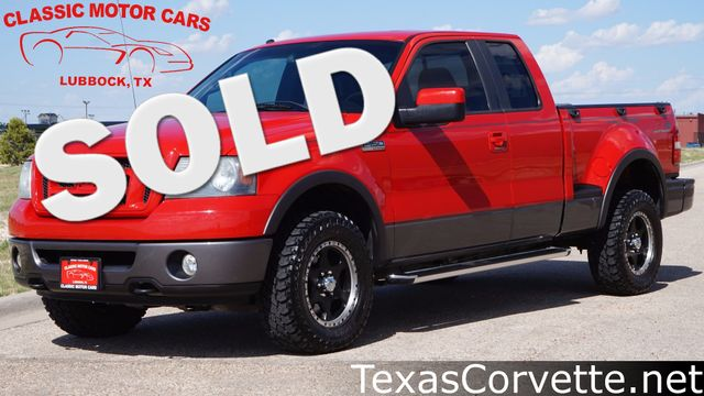 2007 Ford F-150 FX4 | Lubbock, Texas | Classic Motor Cars