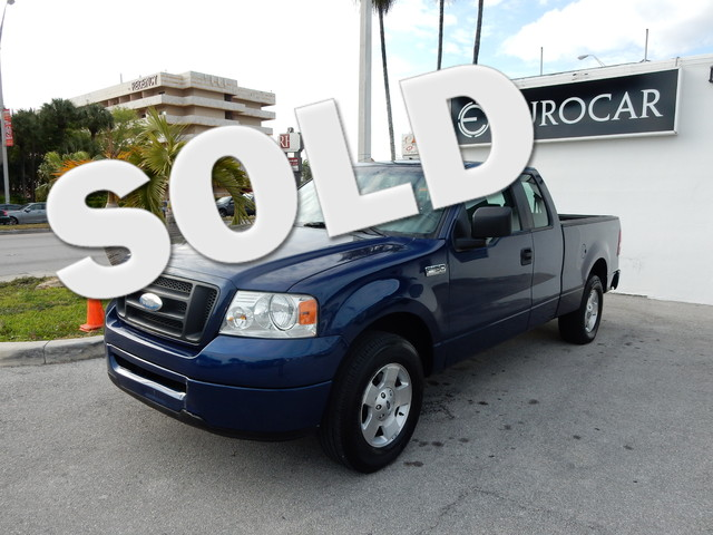 2007 Ford F-150 XLT GRETA WORK TRUCK 46L V8 EFI This is rapid transit Suitable switchgear Here