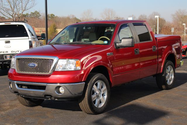 "2007 Ford F-150 Lariat SuperCrew 4x4-20"" WHEELS-HARD TONNEAU! Mooresville , NC 21"