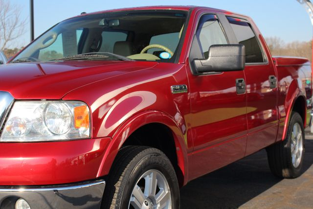 "2007 Ford F-150 Lariat SuperCrew 4x4-20"" WHEELS-HARD TONNEAU! Mooresville , NC 23"