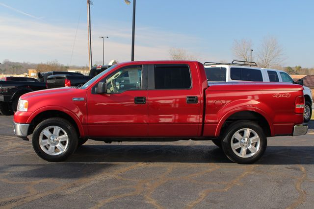 "2007 Ford F-150 Lariat SuperCrew 4x4-20"" WHEELS-HARD TONNEAU! Mooresville , NC 13"