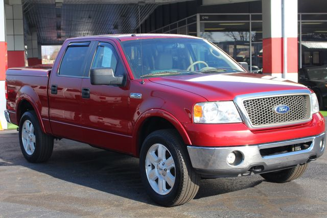 "2007 Ford F-150 Lariat SuperCrew 4x4-20"" WHEELS-HARD TONNEAU! Mooresville , NC 20"