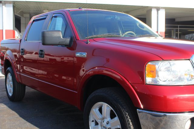 "2007 Ford F-150 Lariat SuperCrew 4x4-20"" WHEELS-HARD TONNEAU! Mooresville , NC 22"