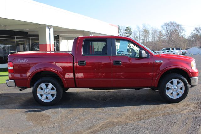 "2007 Ford F-150 Lariat SuperCrew 4x4-20"" WHEELS-HARD TONNEAU! Mooresville , NC 12"