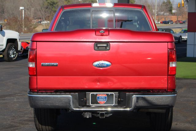 "2007 Ford F-150 Lariat SuperCrew 4x4-20"" WHEELS-HARD TONNEAU! Mooresville , NC 15"