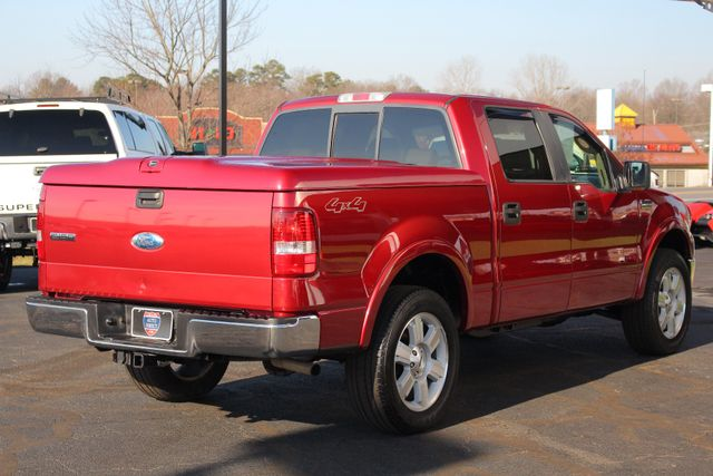 "2007 Ford F-150 Lariat SuperCrew 4x4-20"" WHEELS-HARD TONNEAU! Mooresville , NC 24"