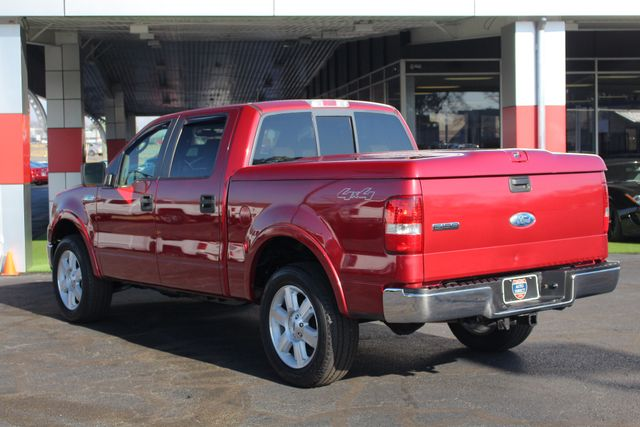 "2007 Ford F-150 Lariat SuperCrew 4x4-20"" WHEELS-HARD TONNEAU! Mooresville , NC 25"