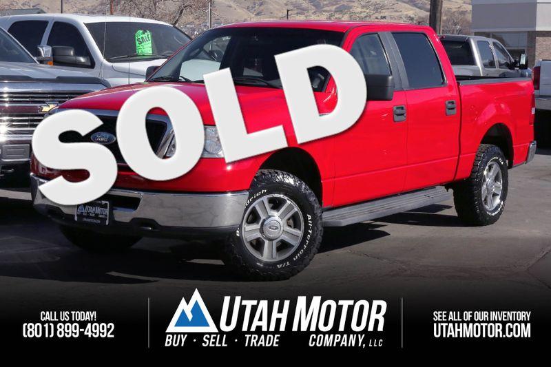 2007 Ford F-150 XLT | Orem, Utah | Utah Motor Company in Orem Utah