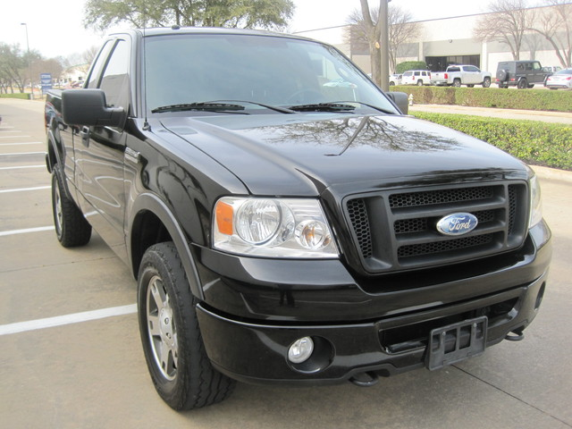 2007 Ford F-150 Reg Cab FX4 4x4, 1 Owner, X/Nice, Must See Plano, Texas 1