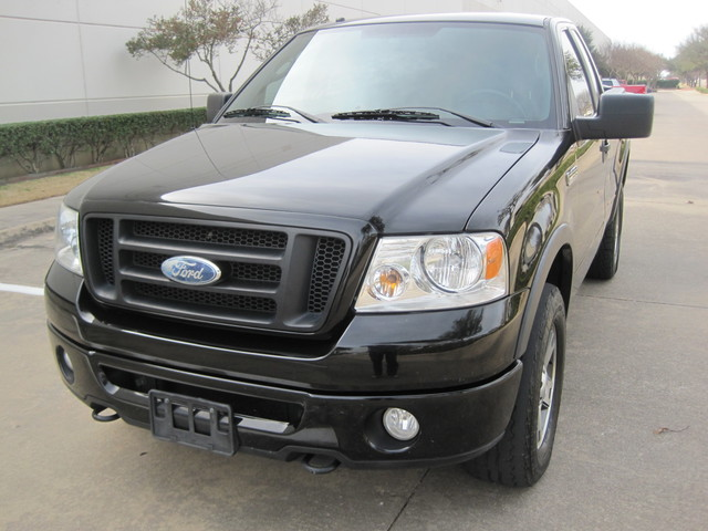 2007 Ford F-150 Reg Cab FX4 4x4, 1 Owner, X/Nice, Must See Plano, Texas 3
