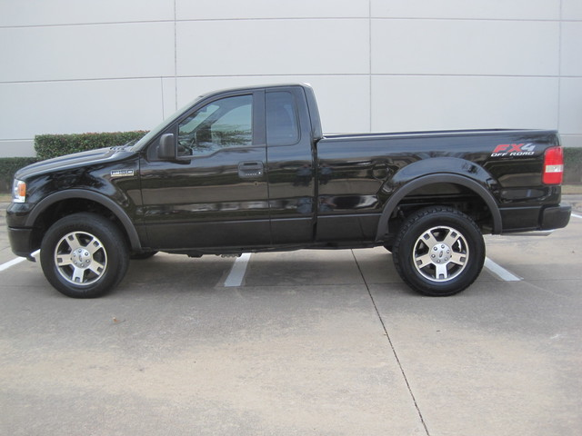 2007 Ford F-150 Reg Cab FX4 4x4, 1 Owner, X/Nice, Must See Plano, Texas 5