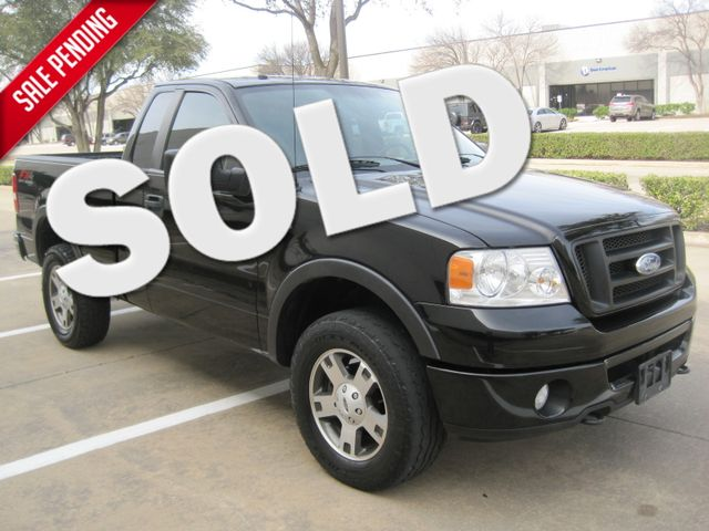 2007 Ford F-150 Reg Cab FX4 4x4, 1 Owner, X/Nice, Must See Plano, Texas 0