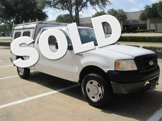 2007 Ford F150 Supercab 4x4 XL Utility, 1 Owner, Service History, Lo Miles Plano, Texas