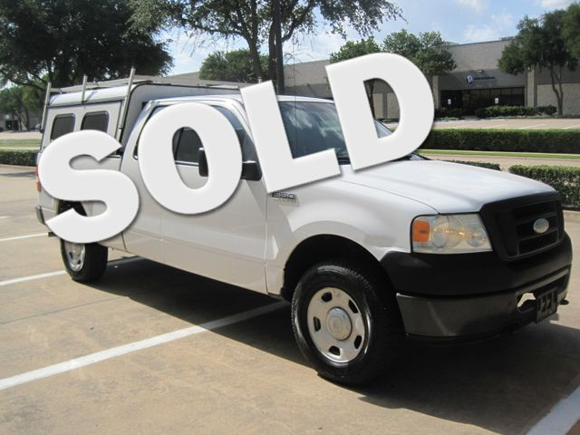 2007 Ford F150 Supercab 4x4 XL Utility, 1 Owner, Service History, Lo Miles Plano, Texas 0