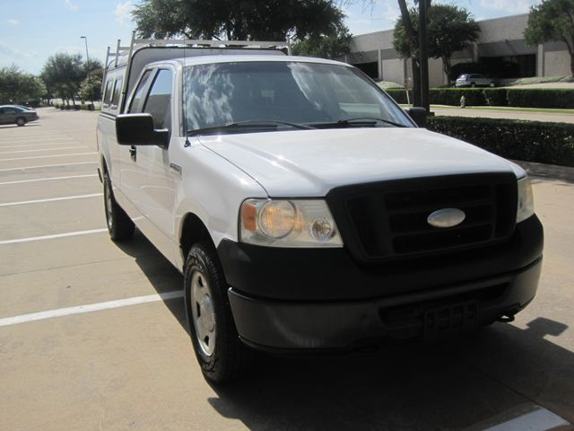 2007 Ford F150 Supercab 4x4 XL Utility, 1 Owner, Service History, Lo Miles Plano, Texas 1