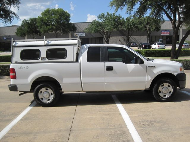 2007 Ford F150 Supercab 4x4 XL Utility, 1 Owner, Service History, Lo Miles Plano, Texas 6