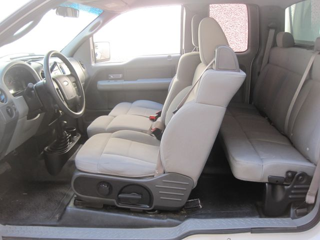 2007 Ford F150 Supercab 4x4 XL Utility, 1 Owner, Service History, Lo Miles Plano, Texas 17