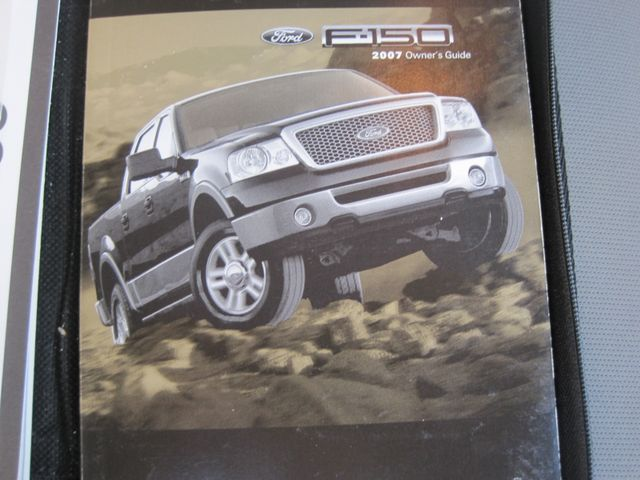 2007 Ford F150 Supercab 4x4 XL Utility, 1 Owner, Service History, Lo Miles Plano, Texas 35
