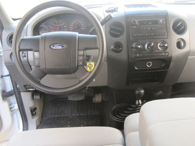 2007 Ford F150 Supercab 4x4 XL Utility, 1 Owner, Service History, Lo Miles Plano, Texas 21