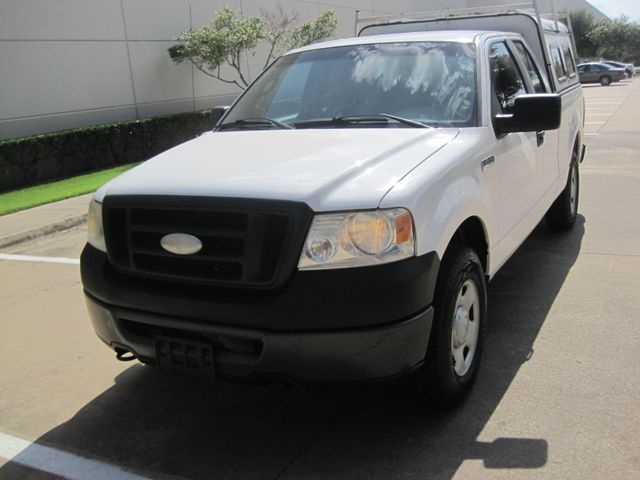 2007 Ford F150 Supercab 4x4 XL Utility, 1 Owner, Service History, Lo Miles Plano, Texas 3