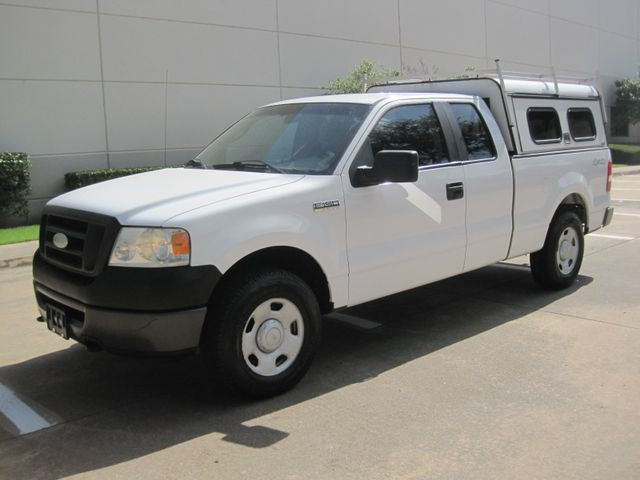 2007 Ford F150 Supercab 4x4 XL Utility, 1 Owner, Service History, Lo Miles Plano, Texas 4