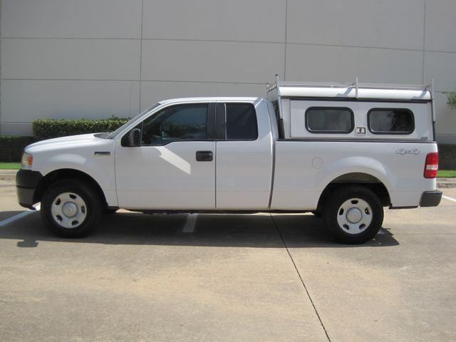 2007 Ford F150 Supercab 4x4 XL Utility, 1 Owner, Service History, Lo Miles Plano, Texas 5
