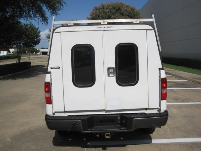 2007 Ford F150 Supercab 4x4 XL Utility, 1 Owner, Service History, Lo Miles Plano, Texas 9