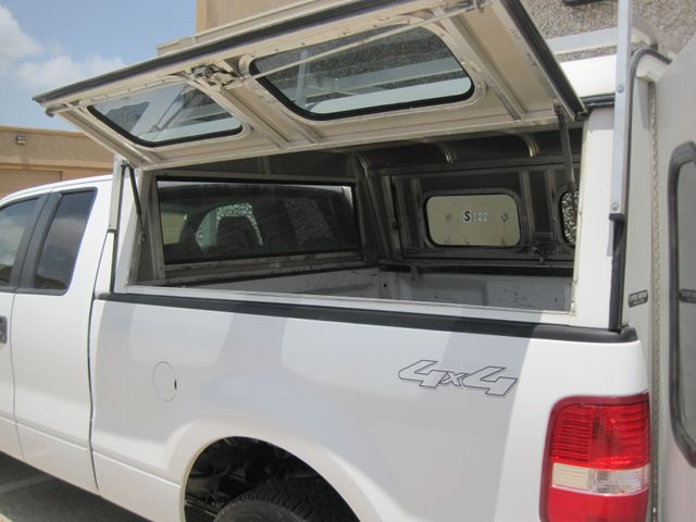 2007 Ford F150 Supercab 4x4 XL Utility, 1 Owner, Service History, Lo Miles Plano, Texas 12