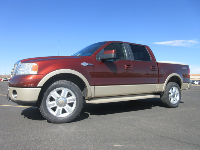 2007 Ford F-150 Supercrew King Ranch 4X4  Fultons Used Cars Inc  in , Colorado