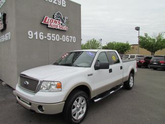 2007 Ford F-150 Lariat Leather 4 x 4 / Extra Clean Sacramento, CA