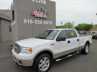 2007 Ford F-150 Lariat Leather 4 x 4 / Extra Clean Sacramento, CA 4