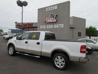 2007 Ford F-150 Lariat Leather 4 x 4 / Extra Clean Sacramento, CA 7