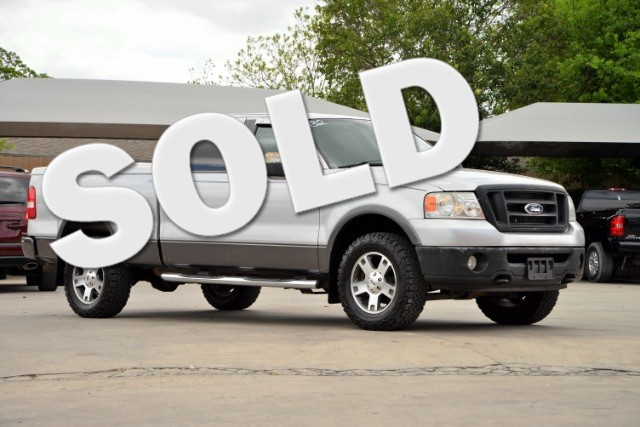 2007 Ford F-150 FX4 San Antonio , Texas 0