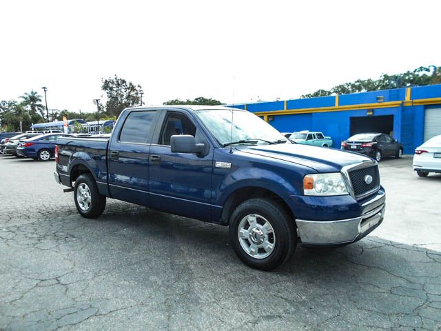 2007 Ford F-150 XLT Limited warranty included to assure your worry-free purchase AutoCheck report