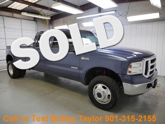 2007 Ford F-350 4X4 XLT BULLETPROOF 6 SPEED MANUAL in Memphis Tennessee