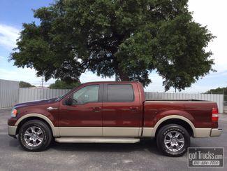 2007 Ford F150 Crew Cab King Ranch 5.4L V8 | American Auto Brokers San Antonio, TX in San Antonio Texas