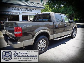 2007 Ford F150 Super Crew Lariat 4x4 Chico, CA 6