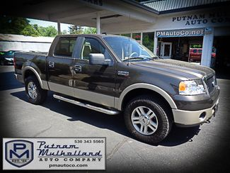 2007 Ford F150 Super Crew Lariat 4x4 Chico, CA