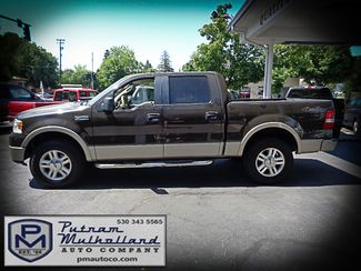 2007 Ford F150 Super Crew Lariat 4x4 Chico, CA 3
