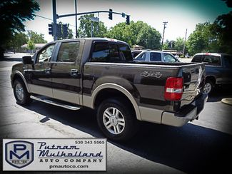 2007 Ford F150 Super Crew Lariat 4x4 Chico, CA 4
