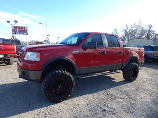 2007 Ford F150 SUPERCREW in Chickasha, Oklahoma