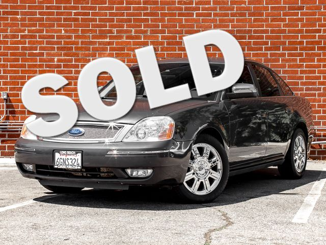 2007 Ford Five Hundred Limited Burbank, CA 0